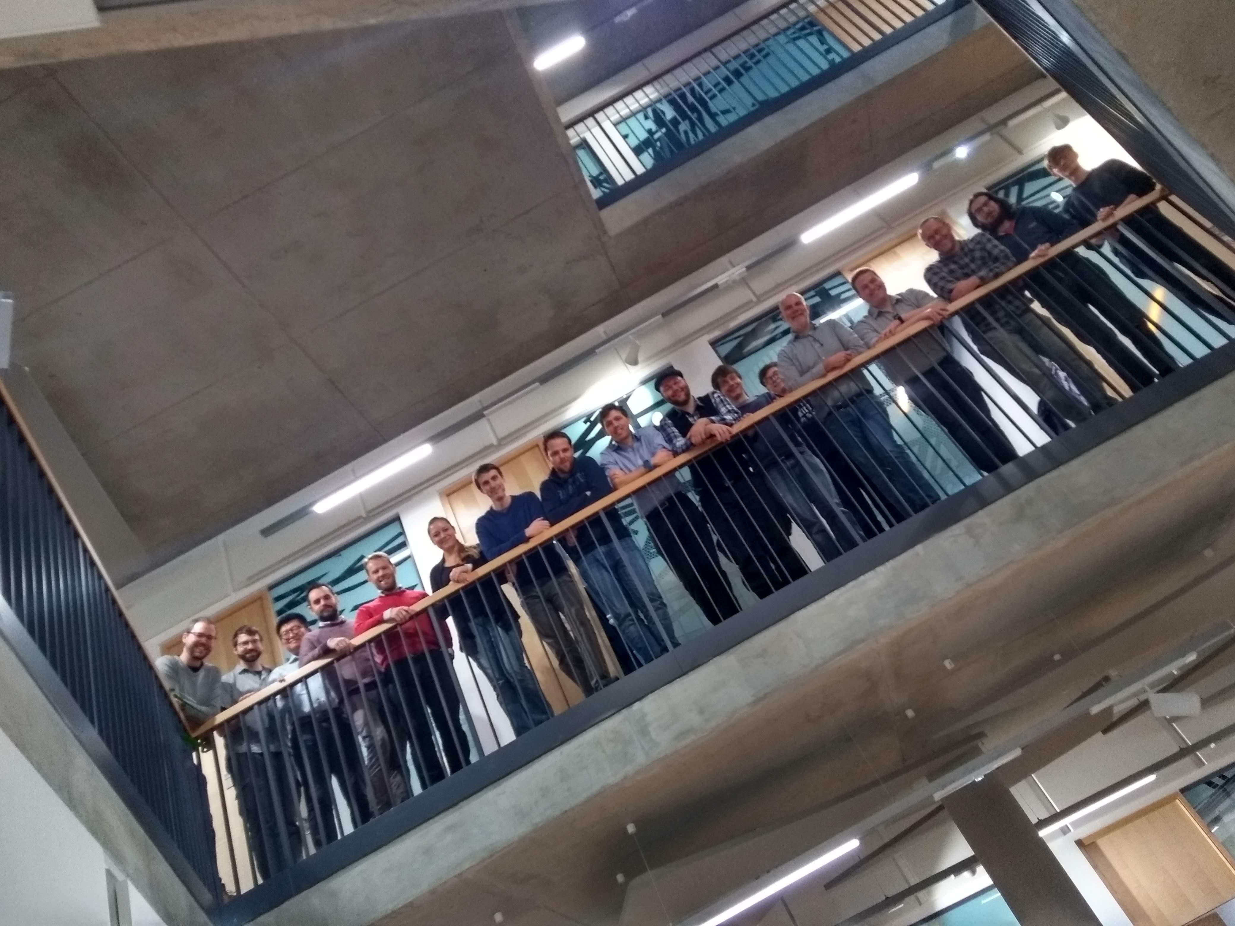 UKFN SPH SIG Meeting 5 at Durham University